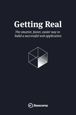 Getting Real cover