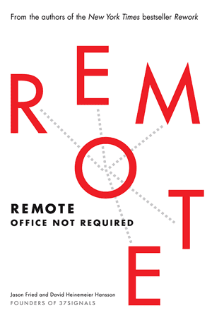 REMOTE by 37 Signals