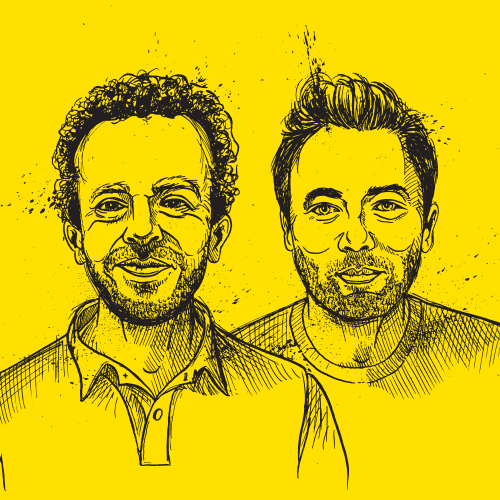 Jason Fried and DHH