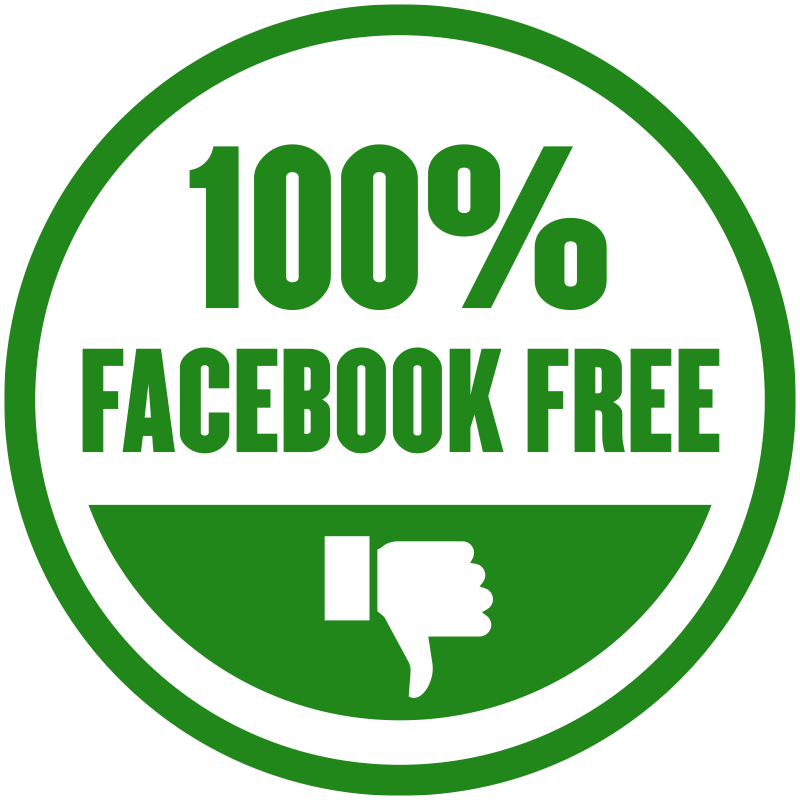Facebook Free Badge